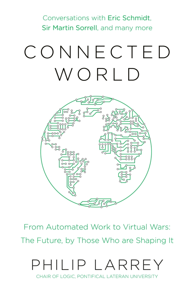 Connected World Cover
